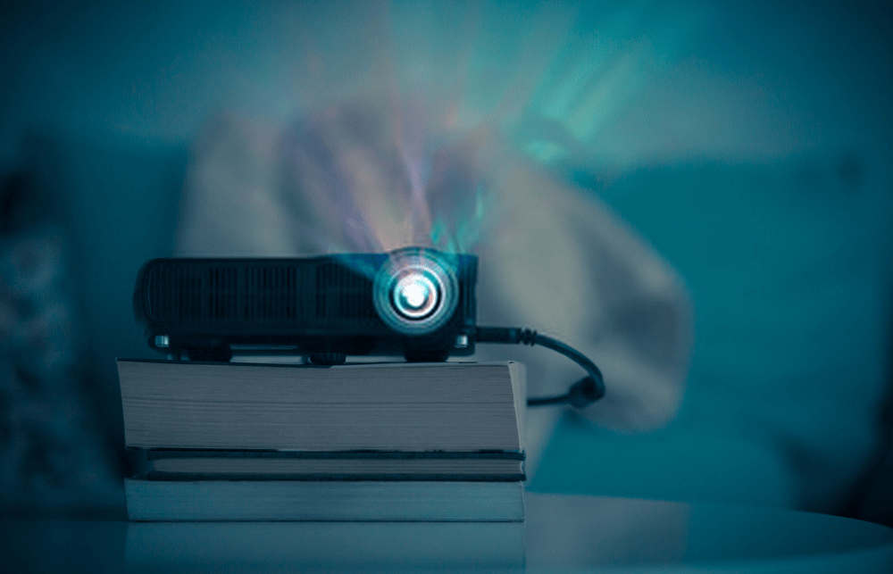 the 3 of led projectors Features   Ultra Vision