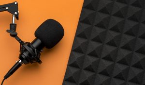 microphone-acoustic-isolation-foam